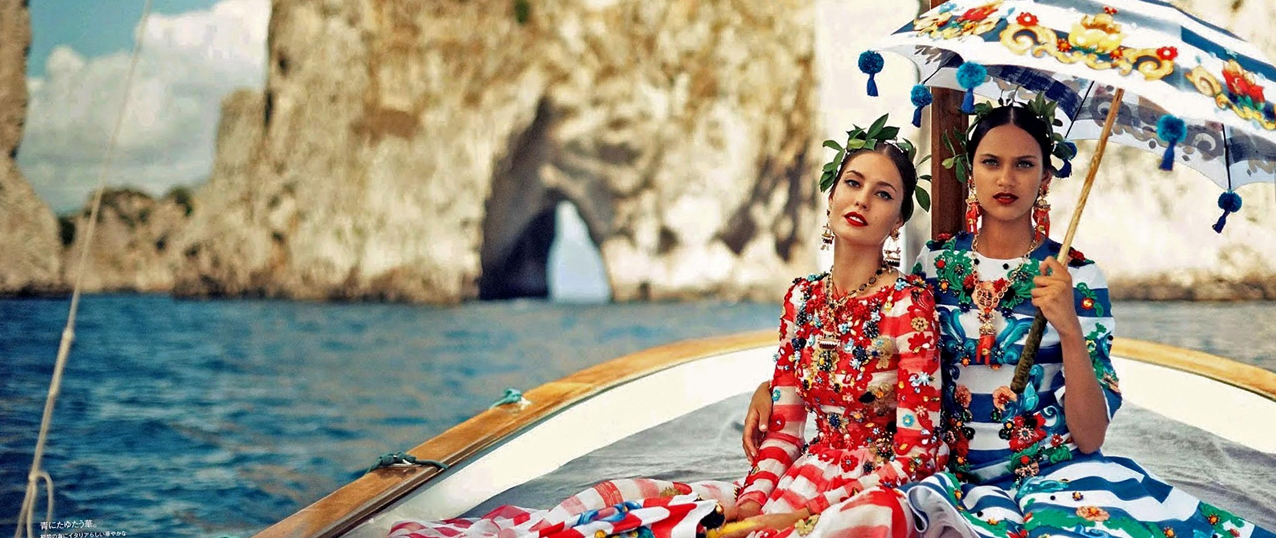 Hair Stylist Napoli Dolce & Gabbana